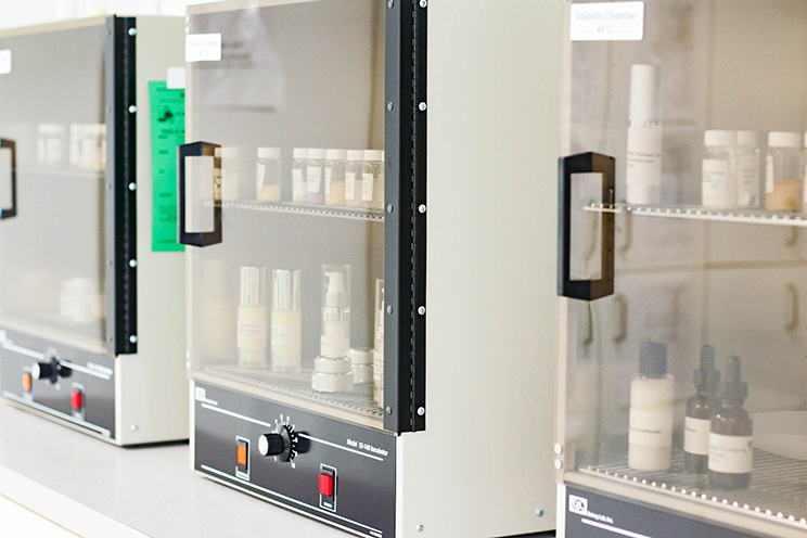 skin care lab