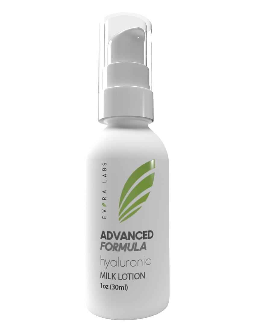 Asia Inspired Hyaluronic Milk Lotion