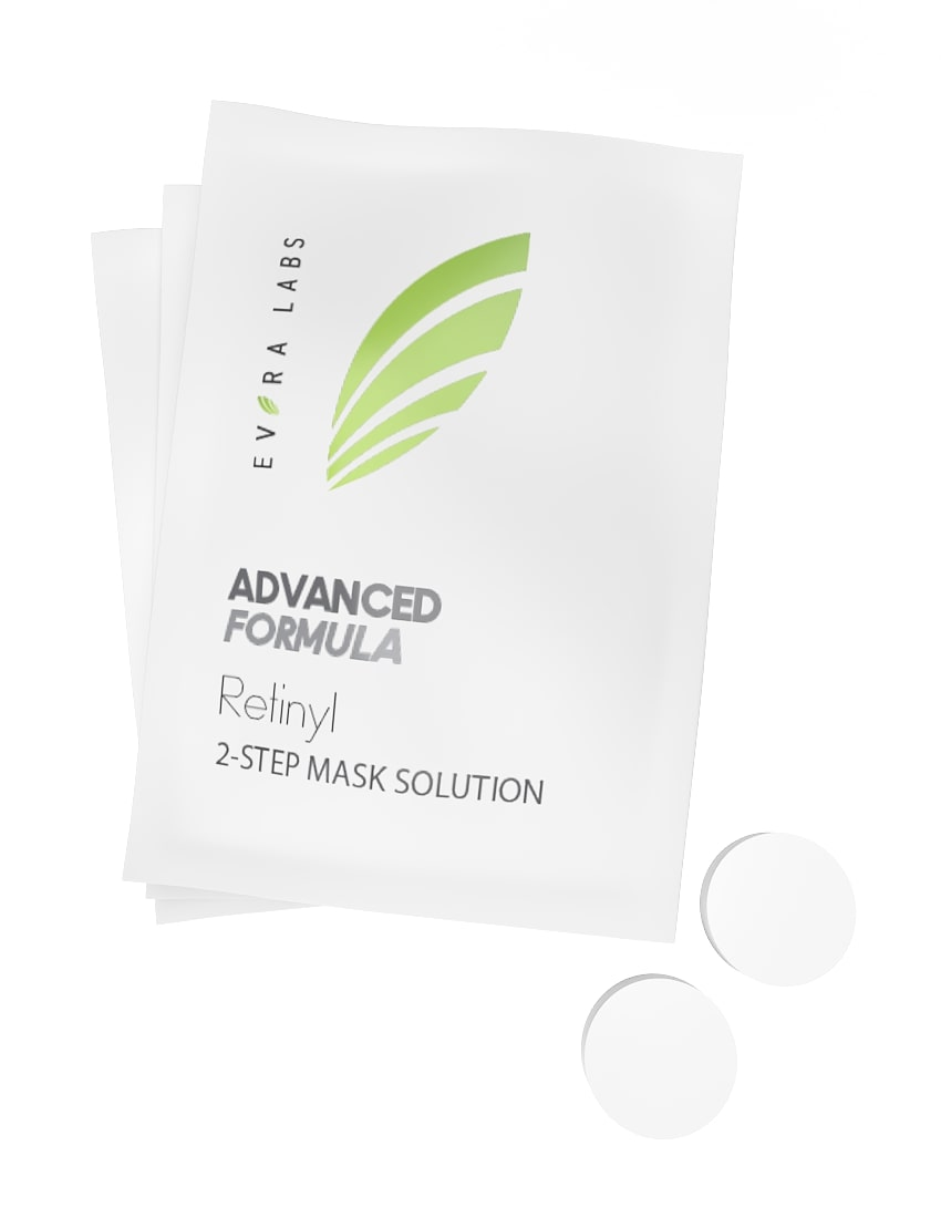 Retinyl 2-Step Sheet Mask