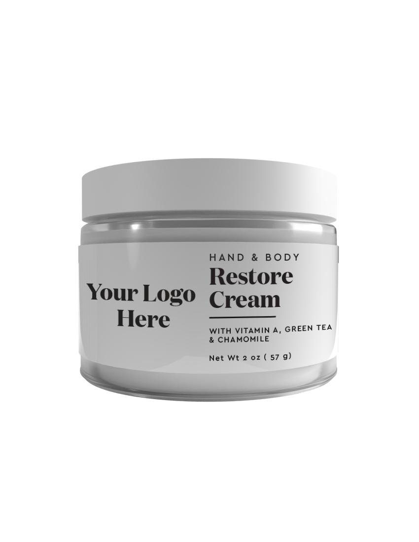 Hand Body Restore Cream