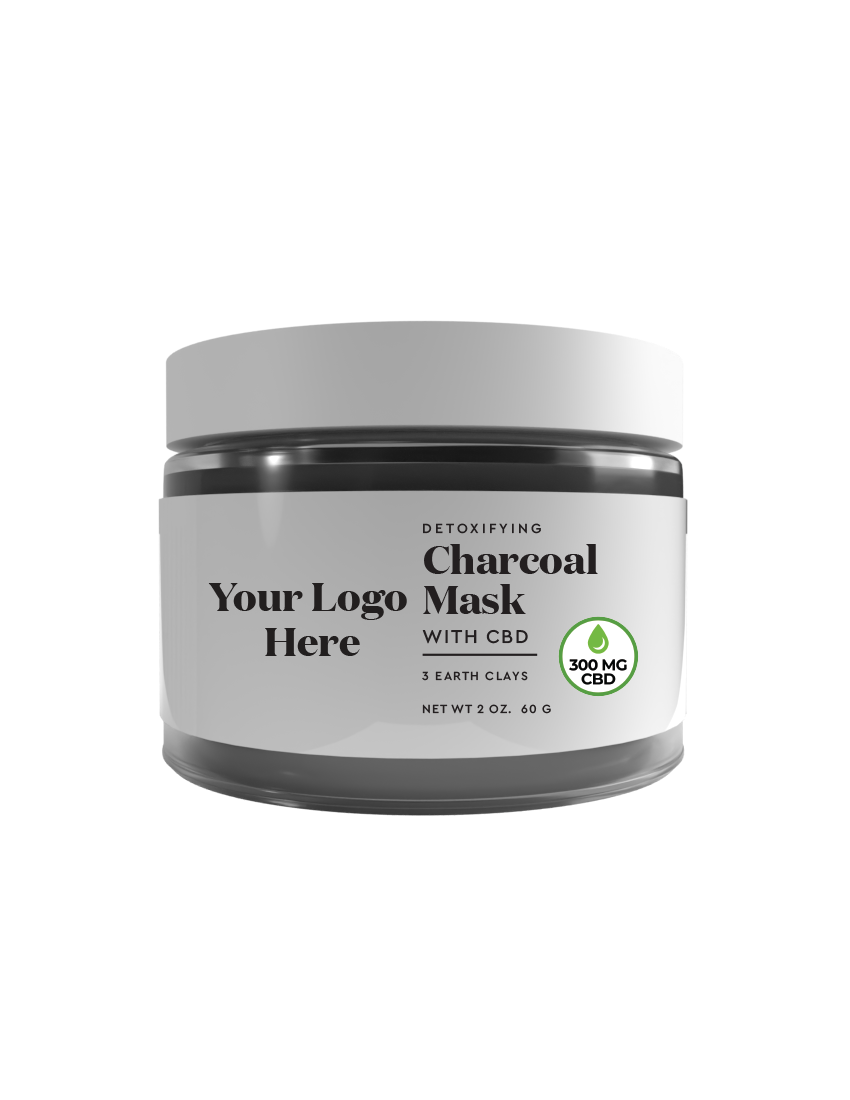 CBD Charcoal Mask